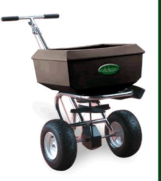 Where to rent PUSH SPREADER, 50 LB in Hackettstown NJ & Blairstown NJ