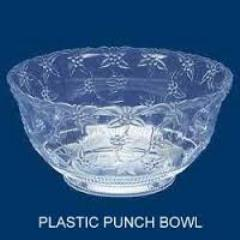 Rental store for BOWL, 12QT PUNCH PLASTIC in Hackettstown NJ
