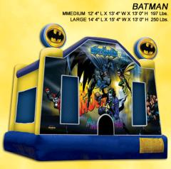 Rental store for BATMAN BOUNCE  TAG in Hackettstown NJ