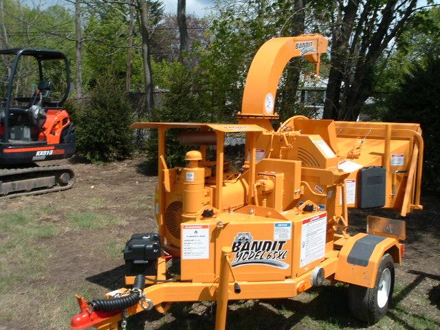 Where to find CHIPPER, BRUSH 4  model 65 30hp in Hackettstown