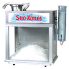 Rental store for SNO-CONE MACHINE in Hackettstown NJ