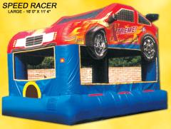 Rental store for SPEED RACER BOUNCE in Hackettstown NJ