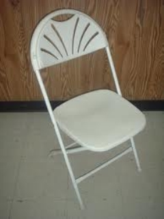 Rental store for CHAIR, MILLENIUM WHITE in Hackettstown NJ