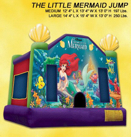 Where to find LITTLE MERMAID in Hackettstown