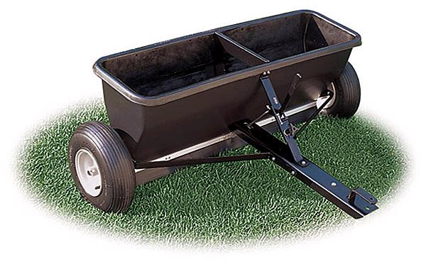 Where to rent TOWABLE DROP SPREADER in Hackettstown NJ & Blairstown NJ