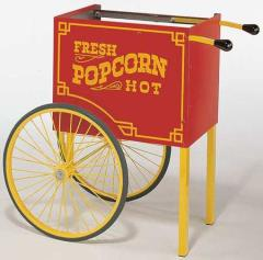 Rental store for POPCORN CART, RED in Hackettstown NJ