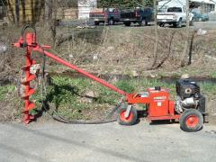 Rental store for AUGER, HYDRAULIC 11HP, 1 in Hackettstown NJ