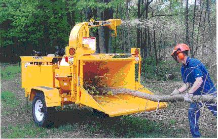 Where to find CHIPPER,BRUSH 7  model 90 37 hp in Hackettstown