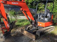 Rental store for EXCAVATOR Kubot Kx033 w Thumb in Hackettstown NJ