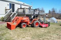 Rental store for Brush hog 4  with  GRS tractor rental in Hackettstown NJ