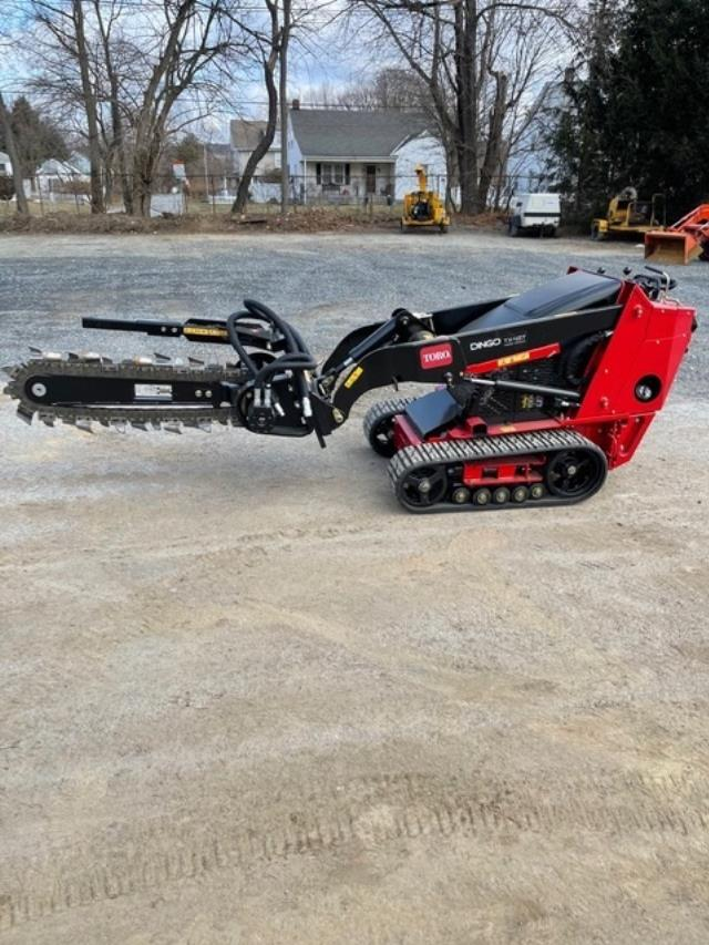 Where to find Dingo Trencher Attach with grs Machine in Hackettstown