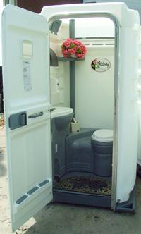 Where to find PORTABLE RESTROOM in Hackettstown