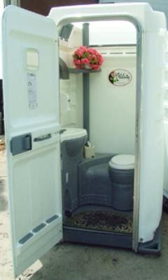 Rental store for PORTABLE RESTROOM in Hackettstown NJ