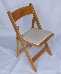 Where to find CHAIR, NATURAL WOODEN W  PAD in Hackettstown
