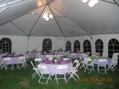 Rental store for EVENT TENT 30  X 60  FRAME in Hackettstown NJ