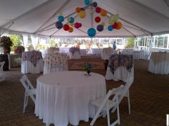 Rental store for EVENT TENT 40  X 80  FRAME in Hackettstown NJ