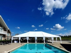 Rental store for EVENT TENT 40  X 60  FRAME in Hackettstown NJ