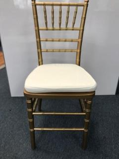 Rental store for CHAIR, CHIAVARI GOLD in Hackettstown NJ
