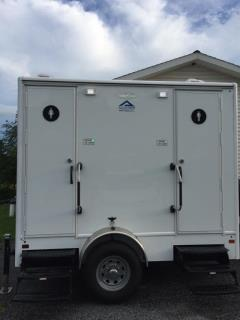 Rental store for RESTROOM TRAILER in Hackettstown NJ