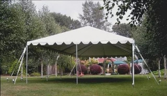 Rental store for EVENT TENT 20  X 40  FRAME in Hackettstown NJ