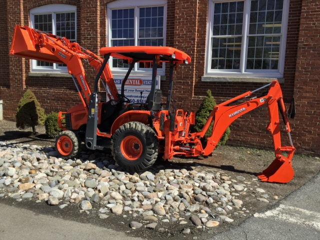Where to find KUBOTA,BACKHOE B26 4WB in Hackettstown