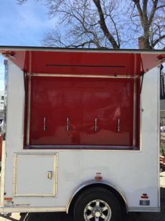 Rental store for Trailer, Refrigerated 7x8 trailer w taps in Hackettstown NJ