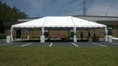 Rental store for EVENT TENT 30  X 45  FRAME in Hackettstown NJ