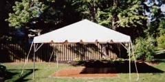 Rental store for EVENT TENT 16  X 16  FRAME in Hackettstown NJ