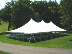 Rental store for EVENT TENT    40  X 80  POLE in Hackettstown NJ