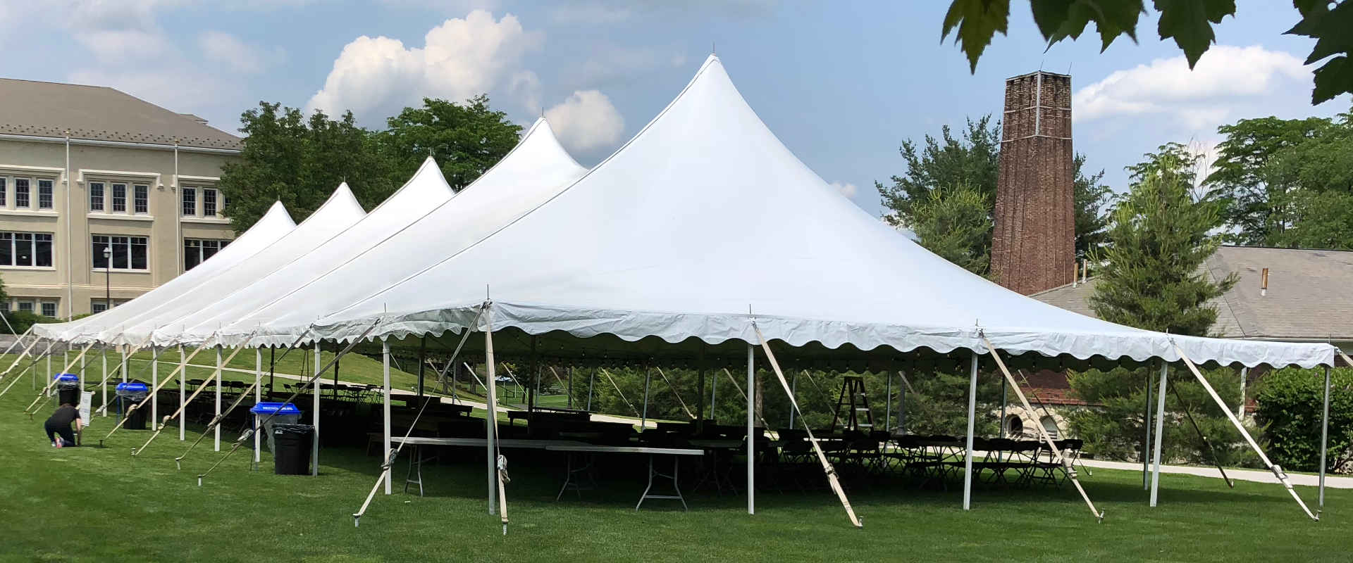 Event Rentals in Western New Jersey and Eastern Pennsylvania
